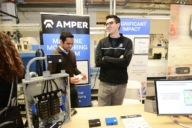 AMPER OEE & Machine Monitoring at Demo Day in 2019