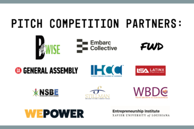 mHUB Industrial Startup Pitch Competition Partners