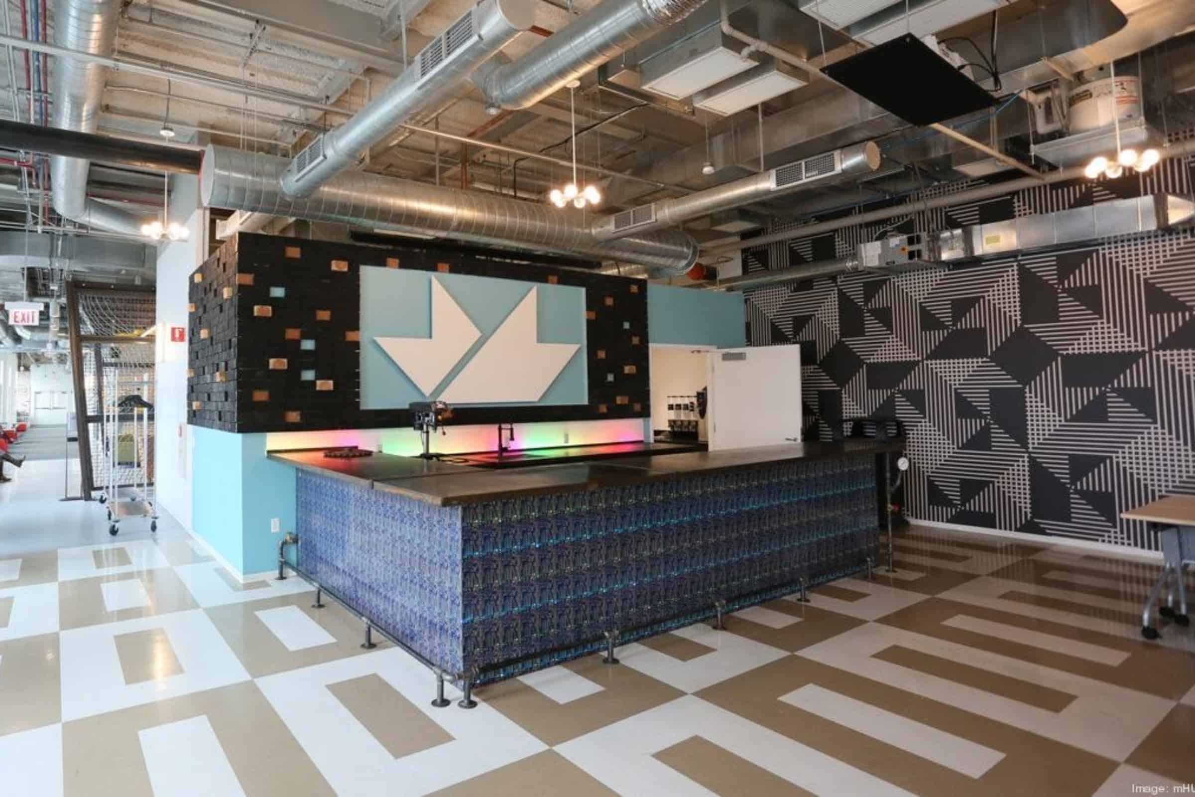 rent an event space in Chicago at mHUB